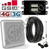 Комплект усиления GSM DCS 3G 4G LTE 900/1800
