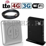 Интернет 3G + 4G LTE на дачу / в офис UNO