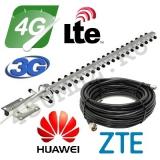 Yagi 3G/4G LTE 22-24 дБ