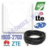 3G / 4G LTE, 20 дБ